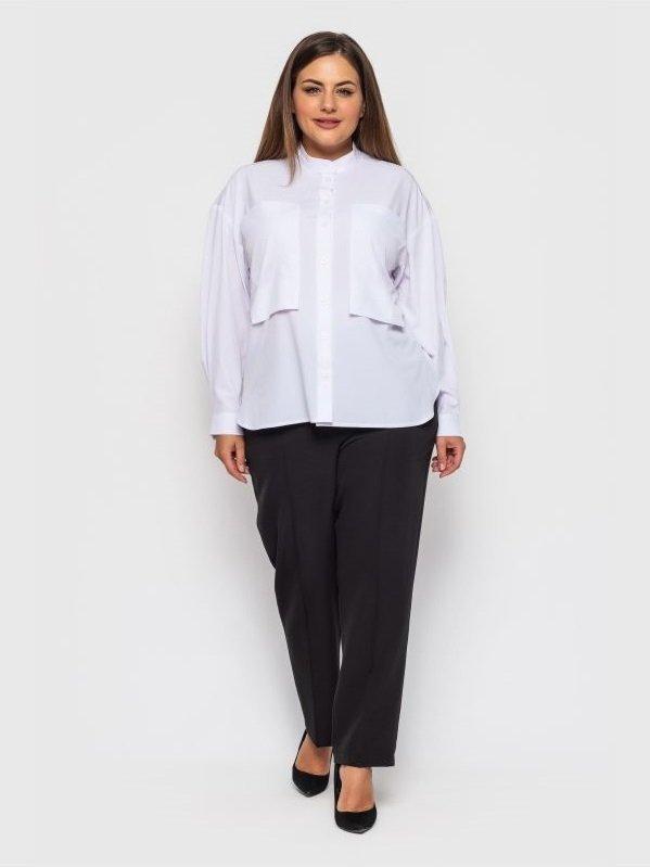 """Блуза """" Синобія """"(білий)"""