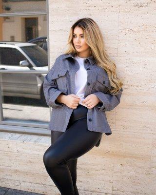 Куртка жіноча Хемпстед (графіт)