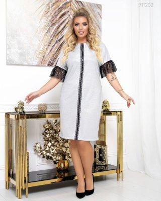 Срібна сукня Відень (Срібний)